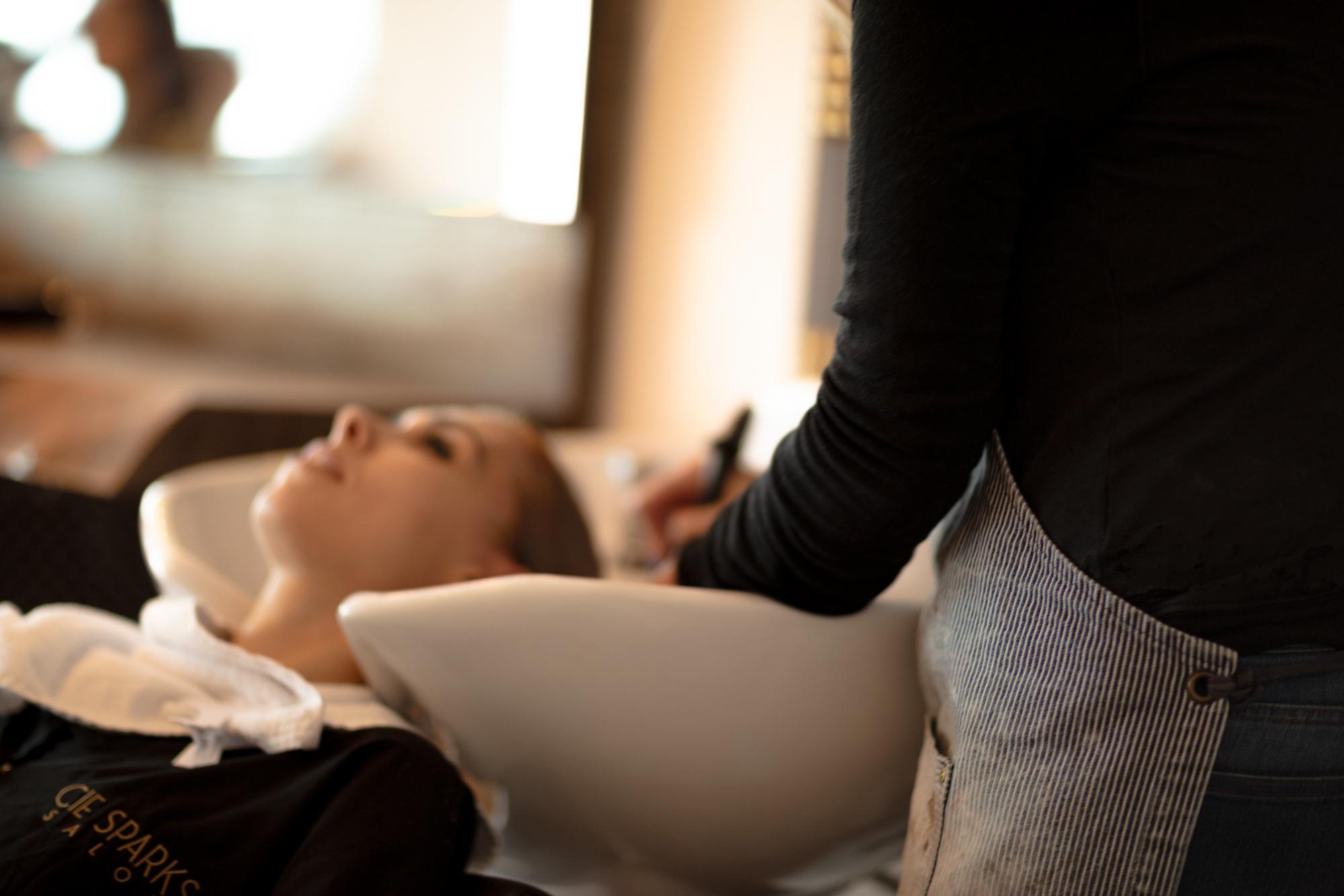 Treatments - conditioning treatments, Brazilian blowout, keratin treatment