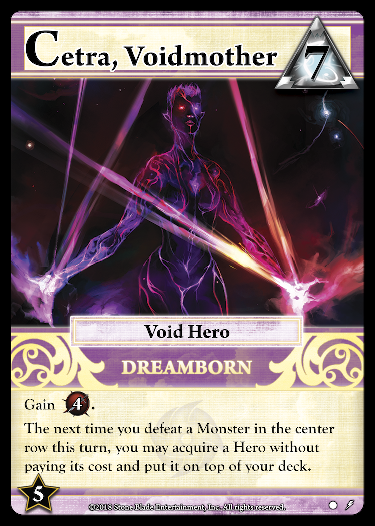 Cetra Voidmother