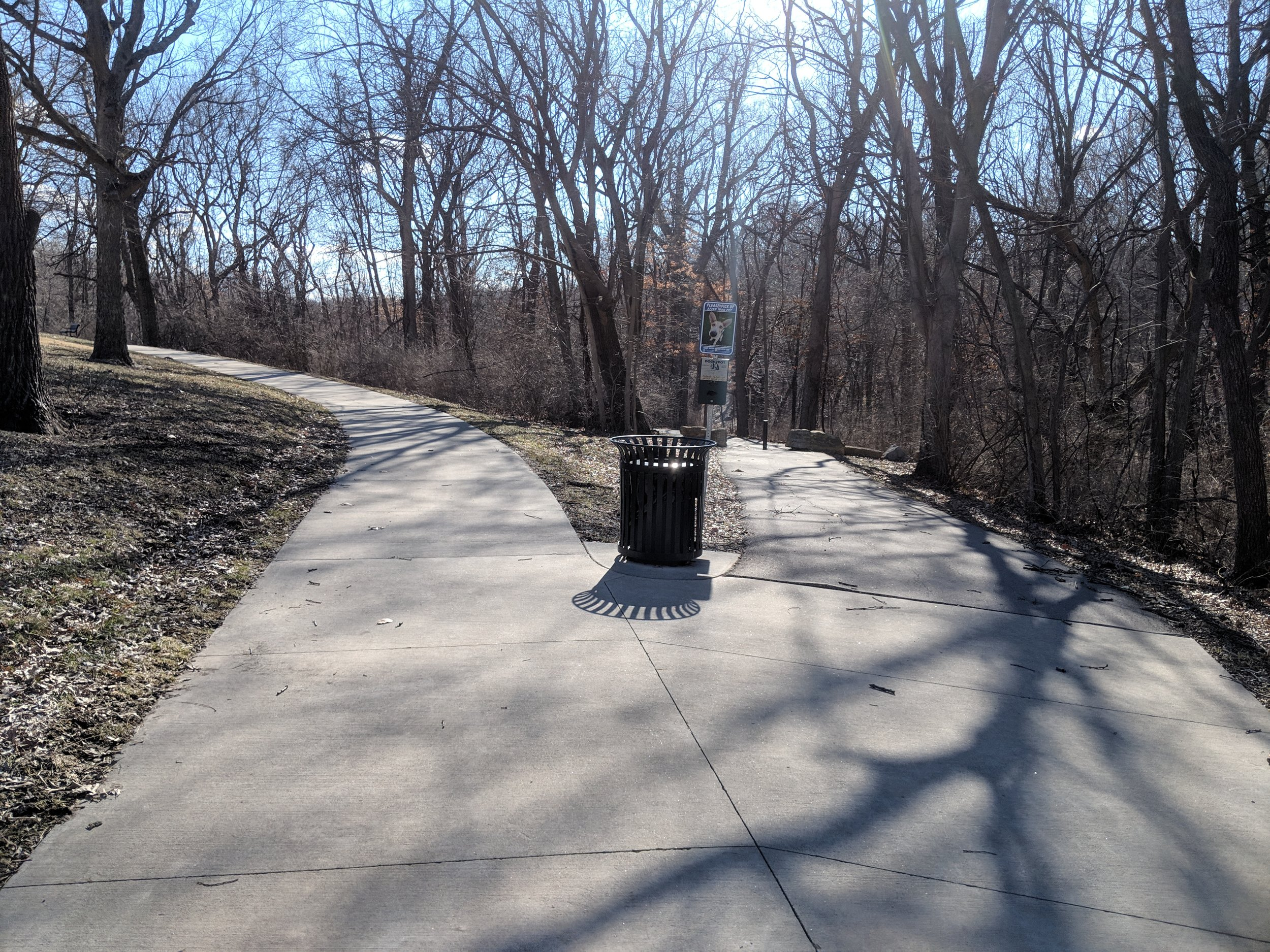 Build the Briarcliff Trails - Not only will I work to complete this fantastic neighborhood amenity, I will look for opportunities to tie the neighborhood trails into the bigger metro-wide trail system.