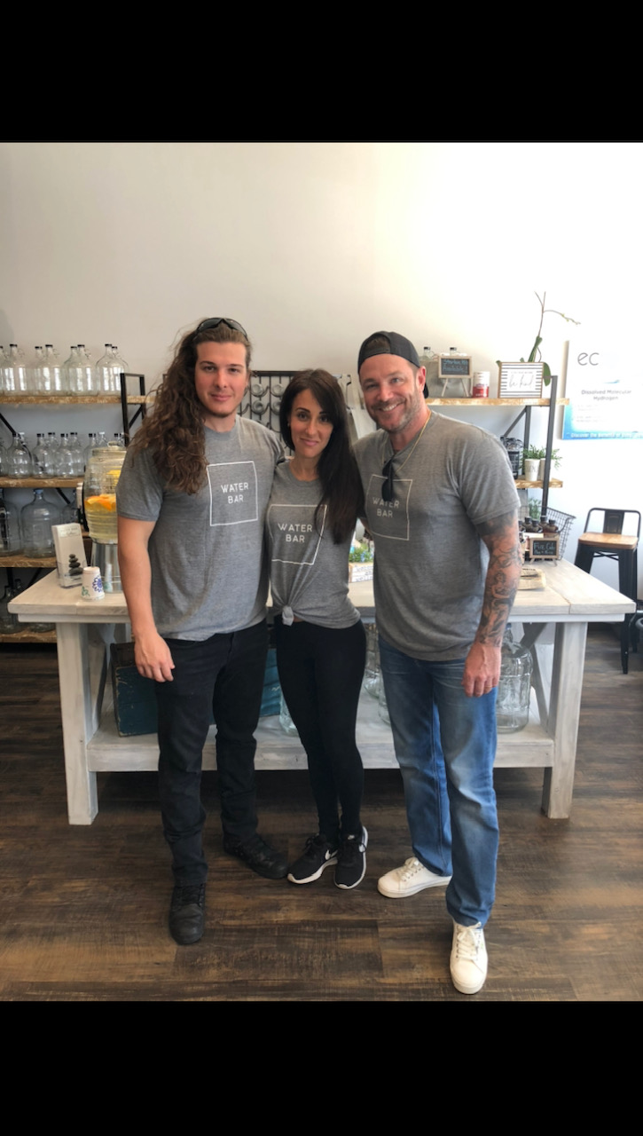 Meet the owners: Blake, Alyse & Tim
