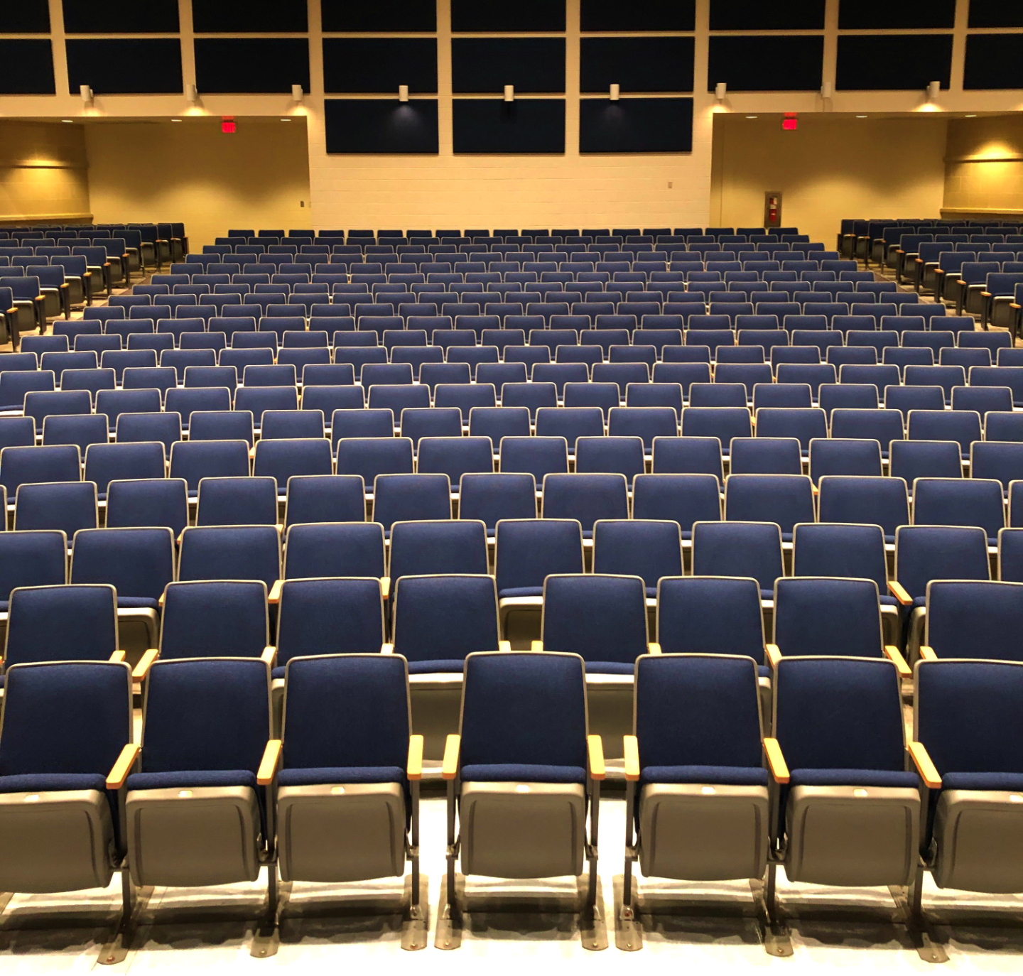 ZWERLING AUDITORIUM - SCHUYLKILL HAVEN HIGH SCHOOL