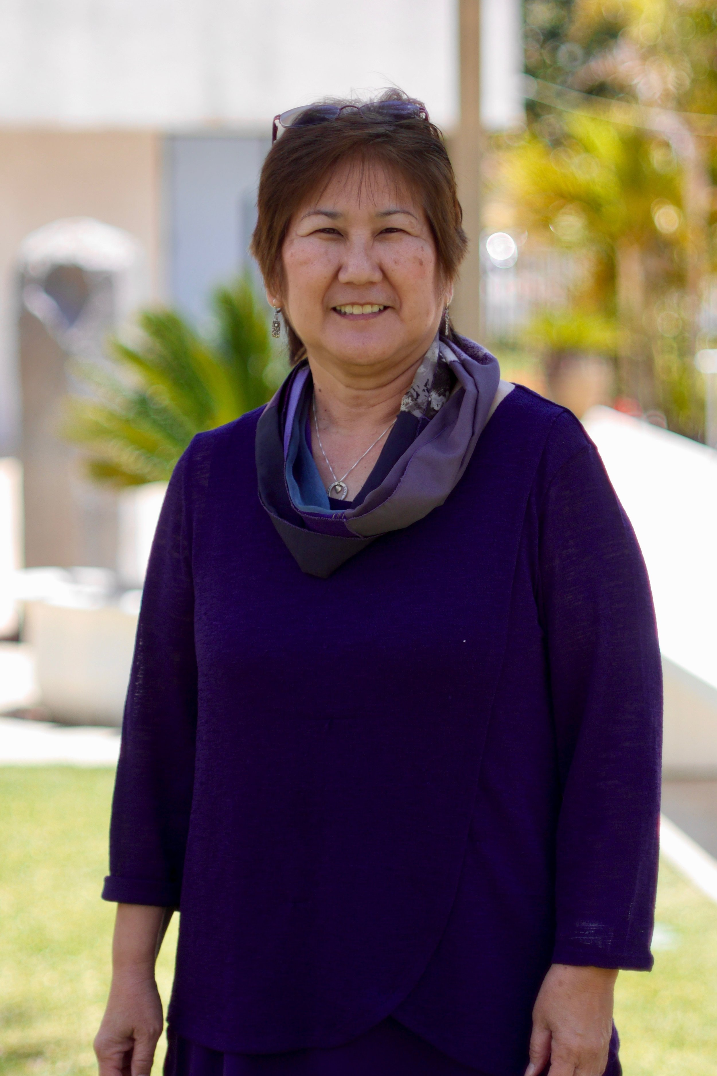 Sue Masamitsu - Director of Children's Ministry