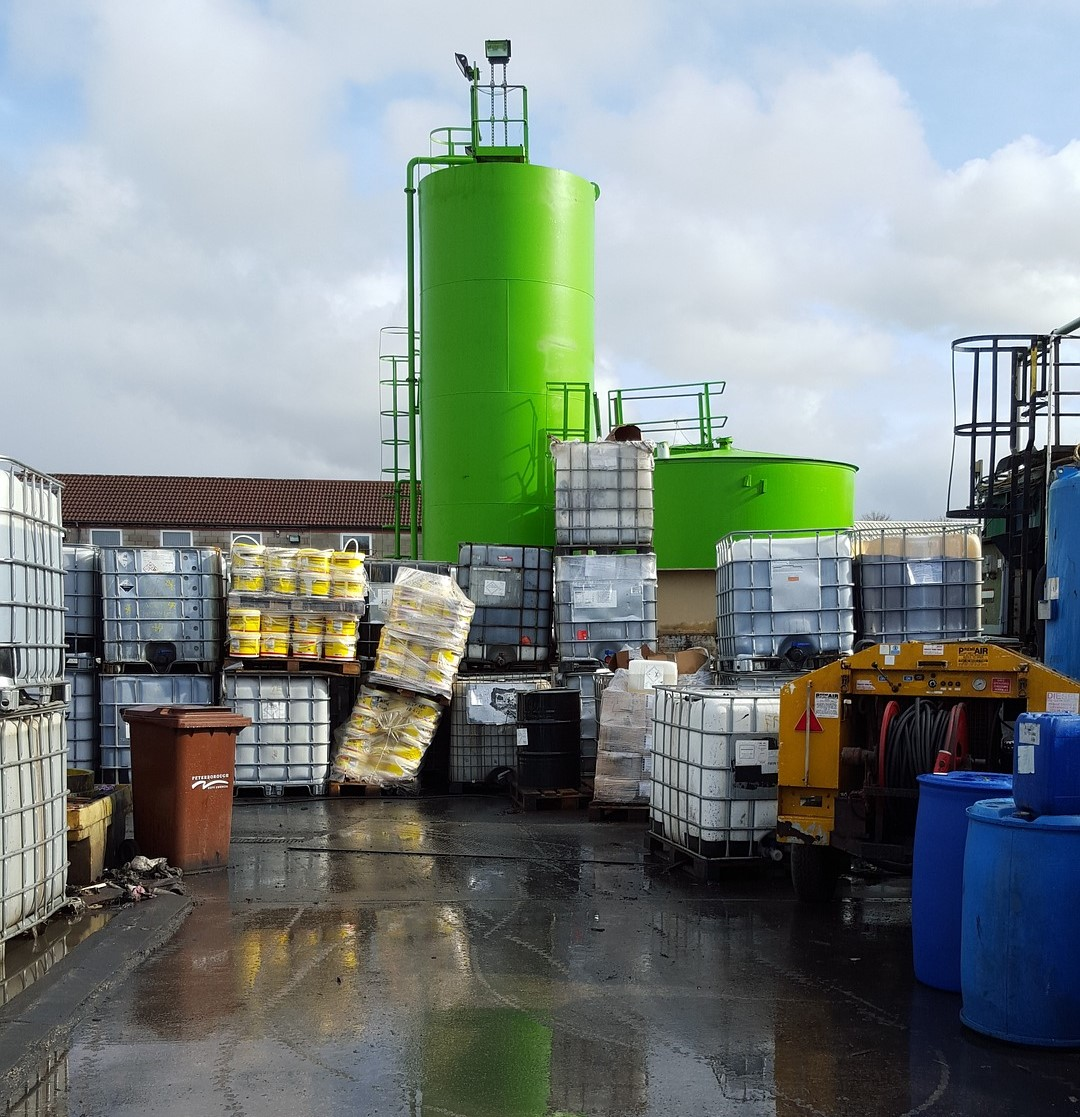 A detailed inventory of all chemicals present will be conducted.