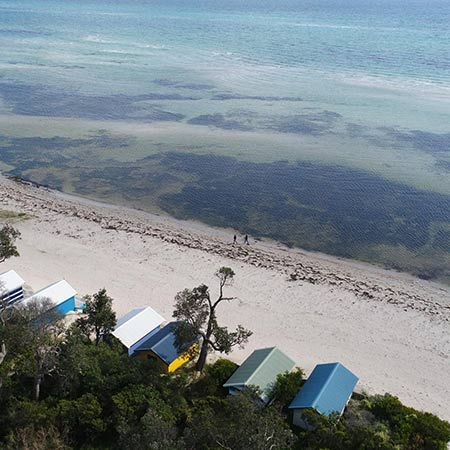 Camping - Camping is available all year round at Capel Sound Foreshore.