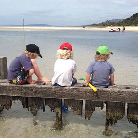 Schools - School groups are encouraged to visit the Mornington Peninsula for it's wealth of outdoor activities. And camping at Capel Sound is the perfect launchpad for all activities!