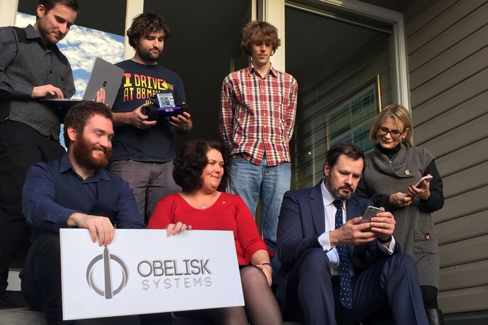 Media - Find out all the latest news about the Obelisk Systems team by joining us on social media or read some of the many articles that we have featured in.