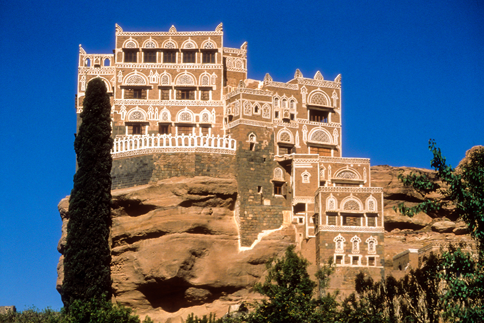 Architecture detail of gingerbread house, Yemen (LC).jpg