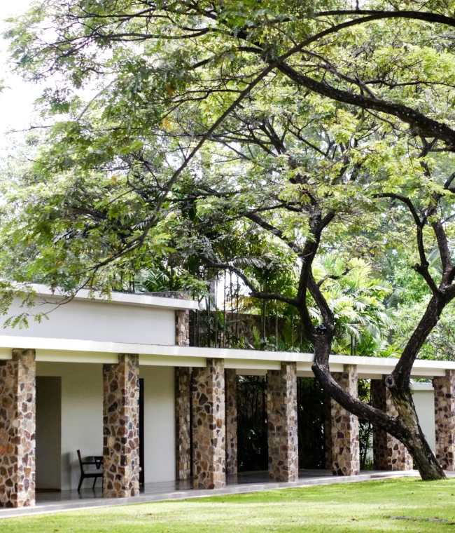 incredible amansara - An exceptional resort with an exceptional history.  Take a look at the Amansara resort in Cambodia.