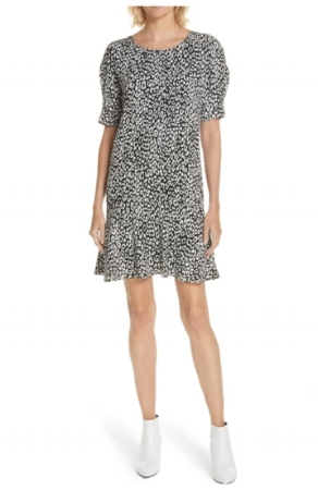 Nordstrom Puff Sleeve Dress