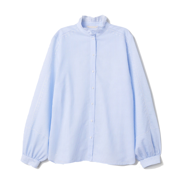 Cotton Blouse with Embroidery, H&M