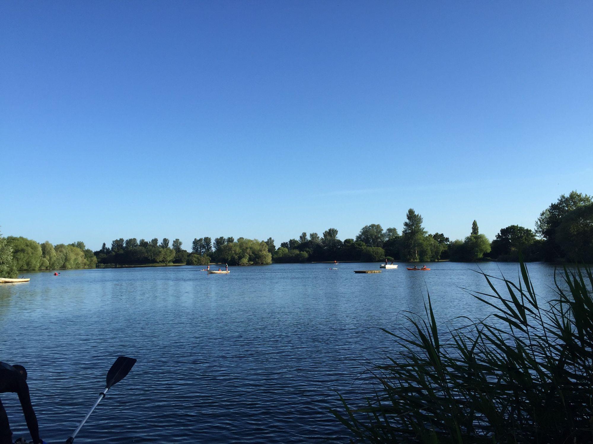 Home Water Lake