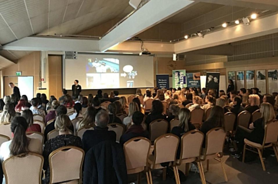 Ridsportförbundet - Repotage om Innovationsdagen