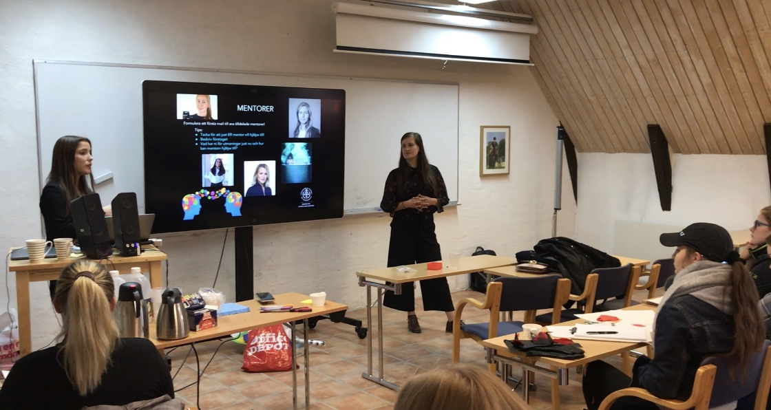 Mathilda Hammarström, Innovationstrappan