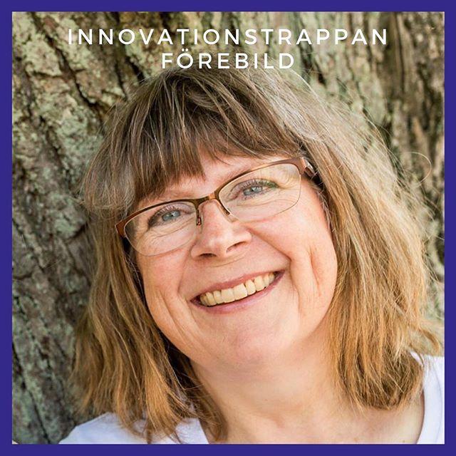 Annika Ridington är inte bara medgrundare av horsetechbolaget @rideq.se - hon är också förebild och mentor i Innovationstrappan 🙌 Läs mer om henne i vår blogg, länk i bio! #entreprenör