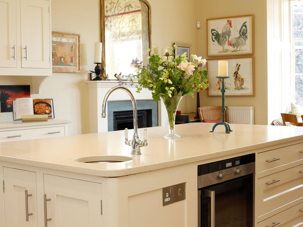 Mansion House Kitchen Countryside Kitchens Interiors