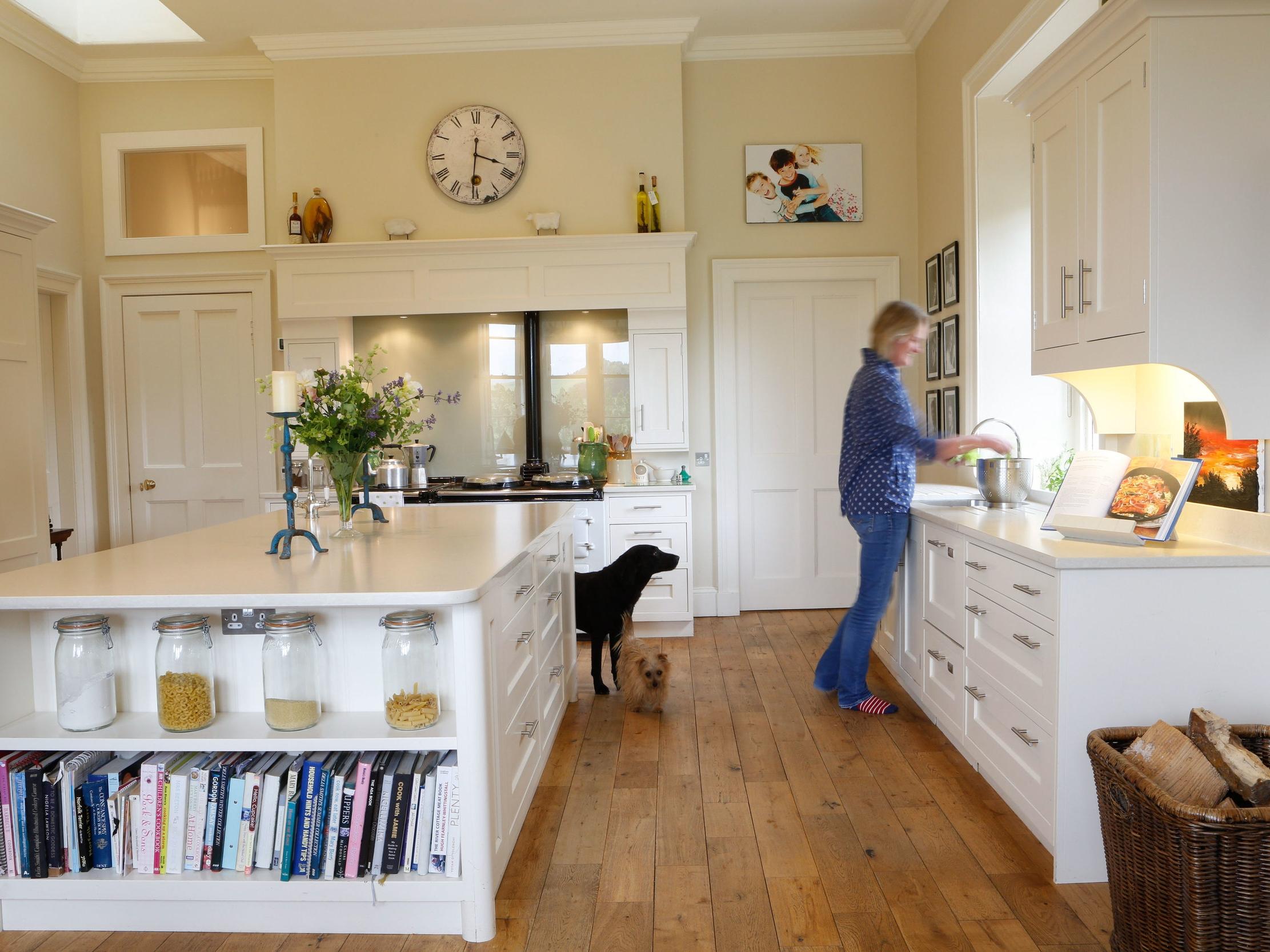Mansion House Kitchen -