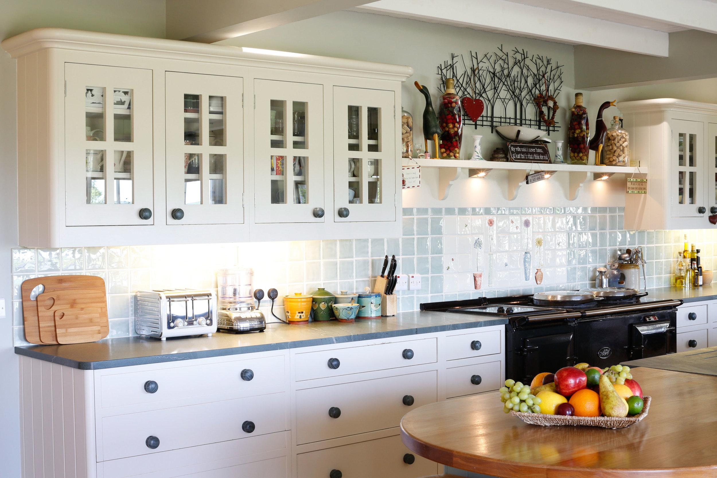 Bespoke Family Kitchen Detail