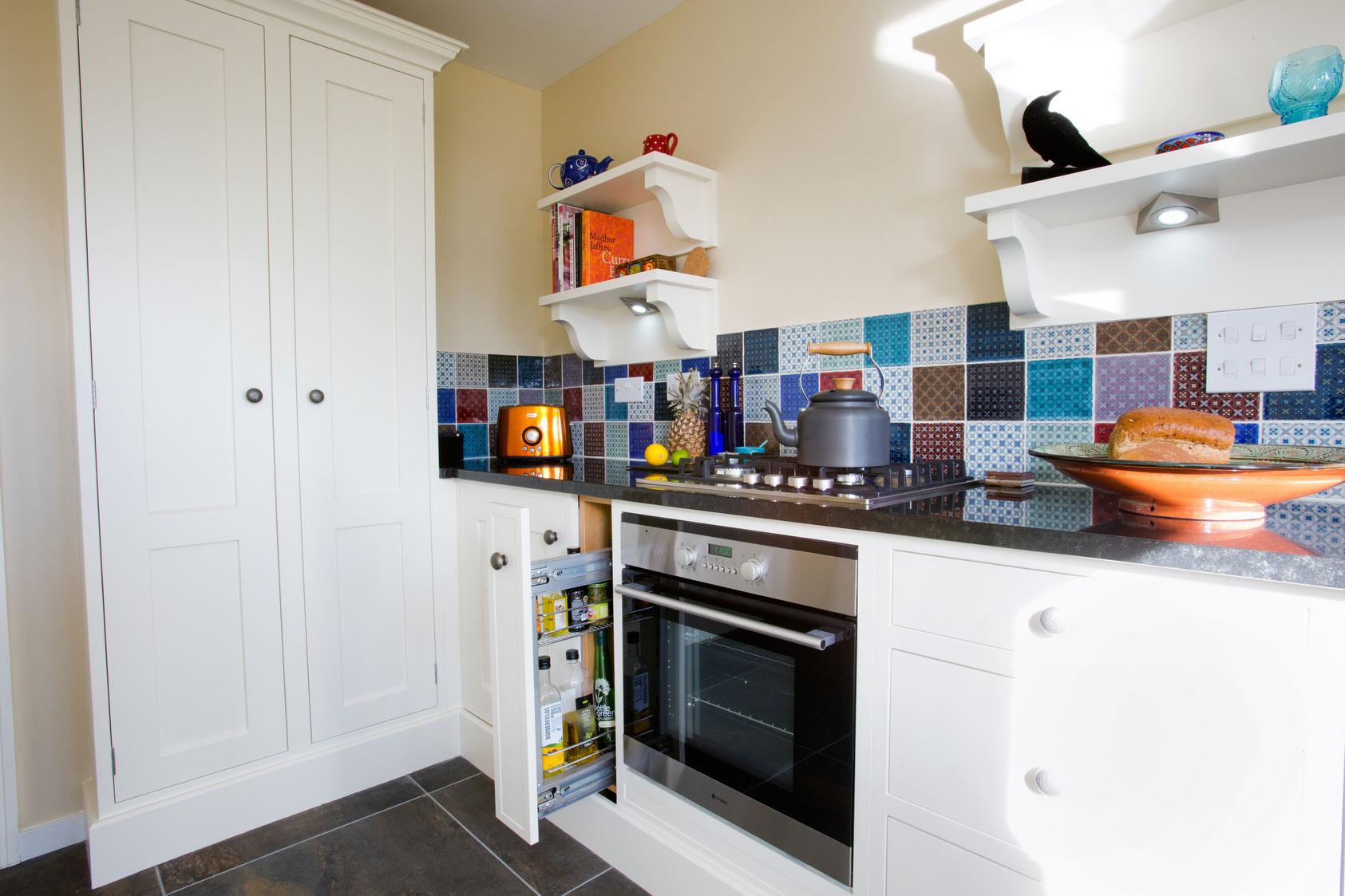cosy bespoke kitchen
