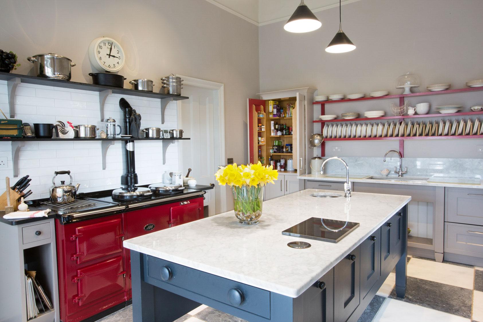 modern kitchen interior 2