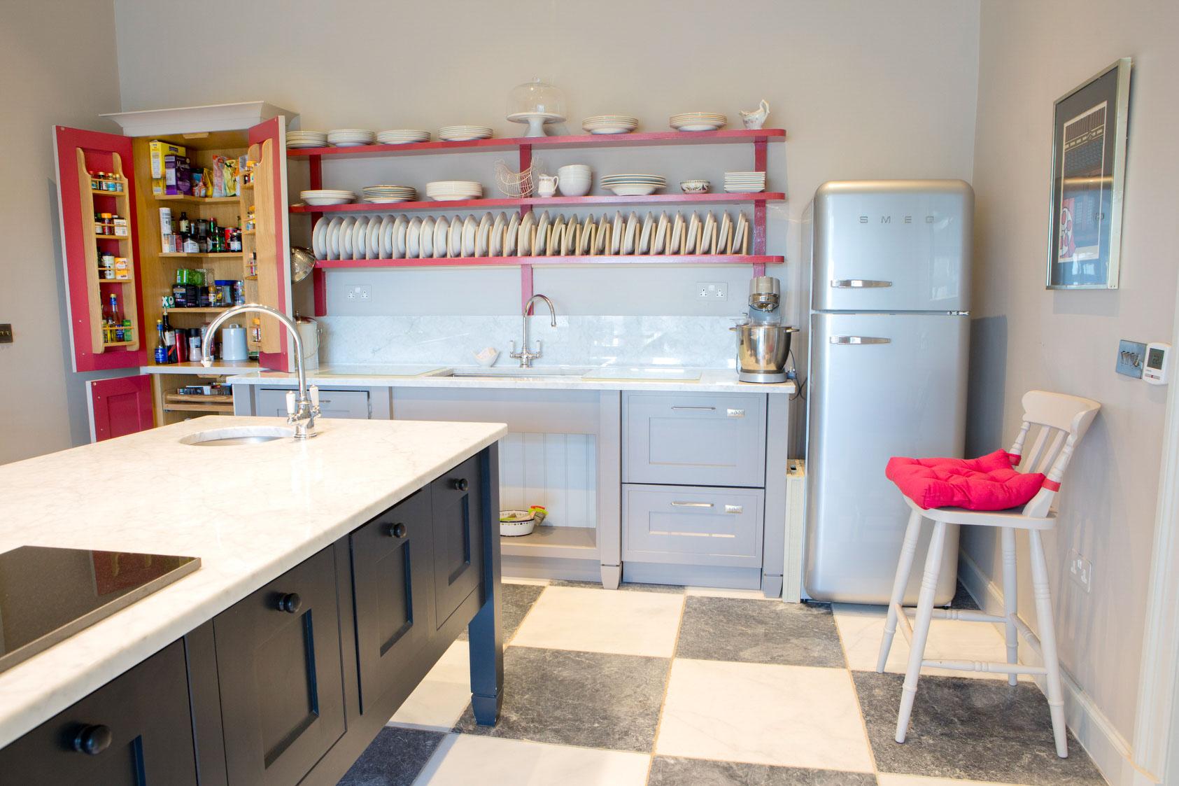 modern interior design detail 2