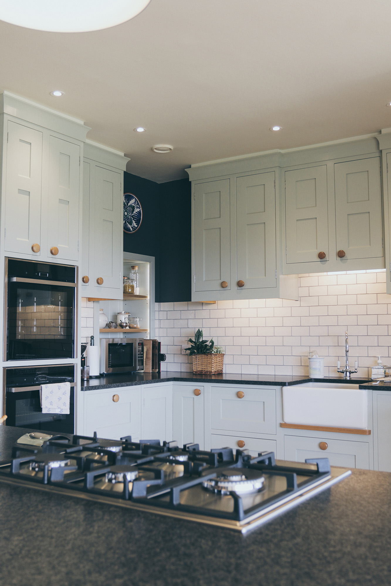bespoke kitchen detail
