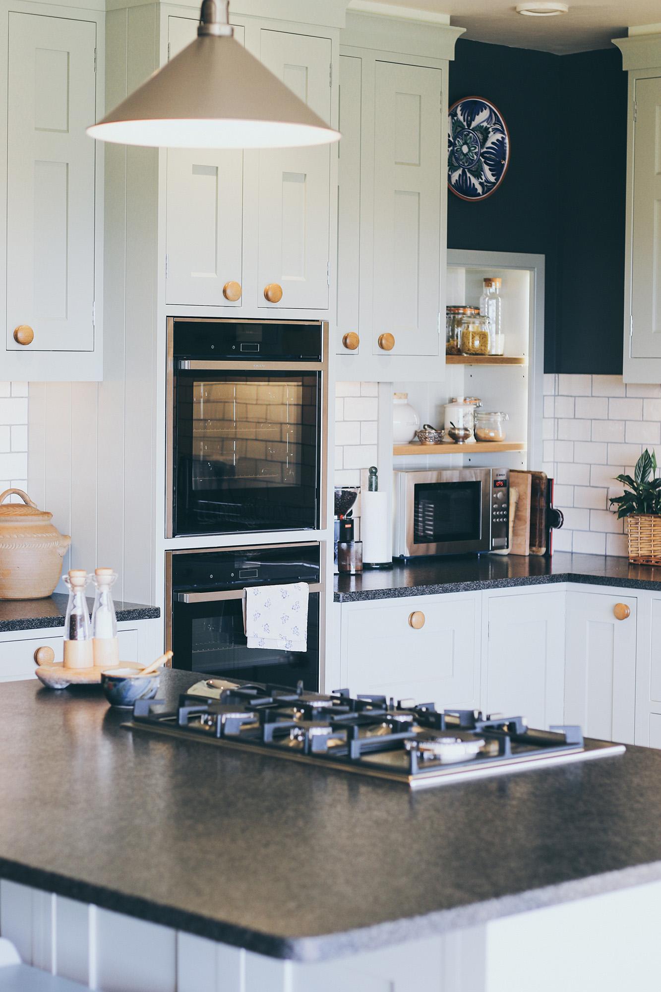 family kitchen detail