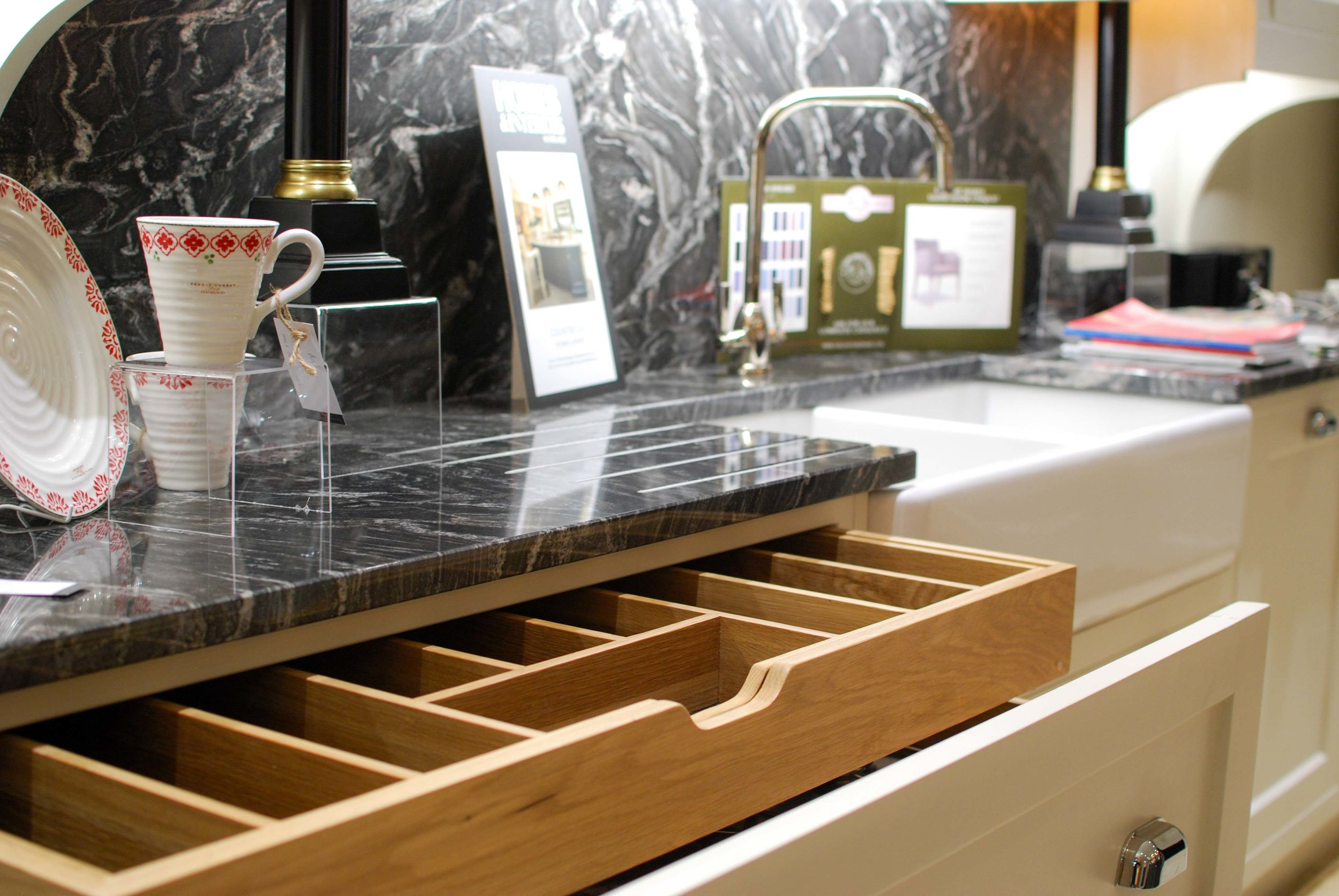 double-drawer-kitchen-cabinet