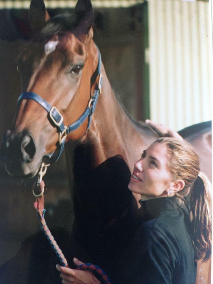 Tara Vigouroux with Hesperia