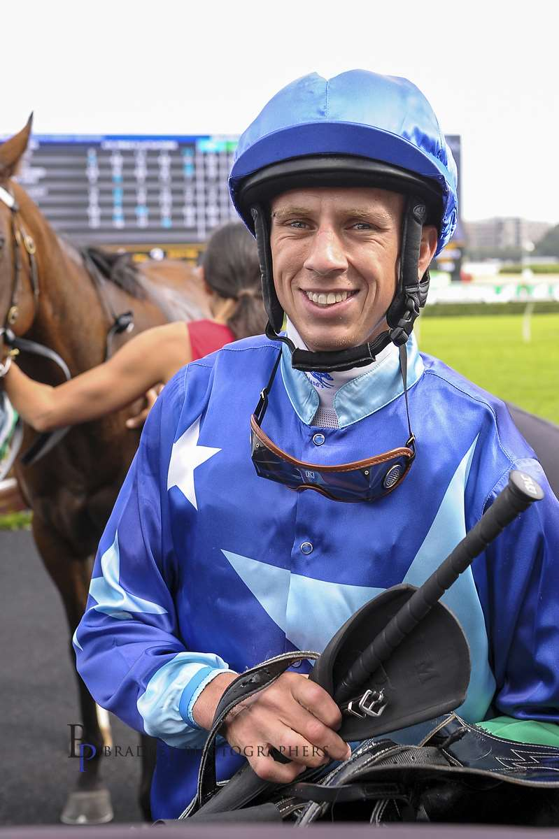 Image courtesy Bradley Photos - The much travelled Jean Van Overmeire now calls Sydney home.