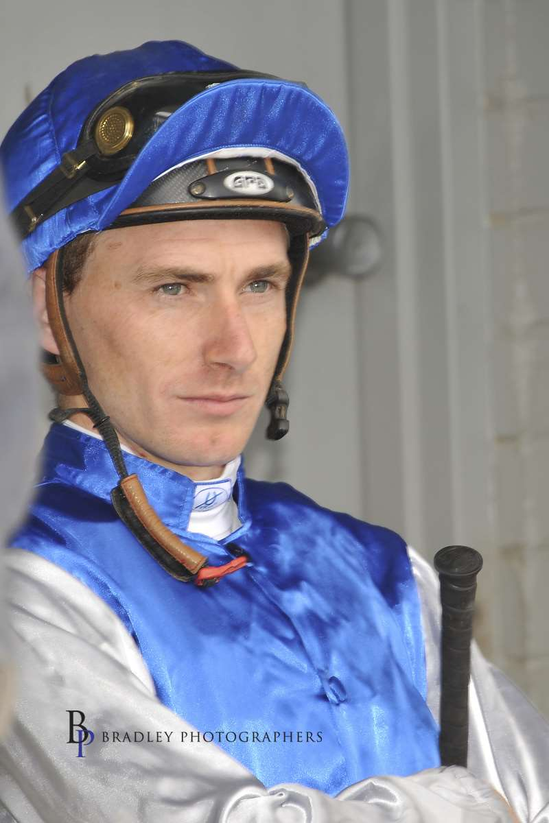 Image courtesy Bradley Photographers - Ben Looker is one of the busiest jockeys in NSW.