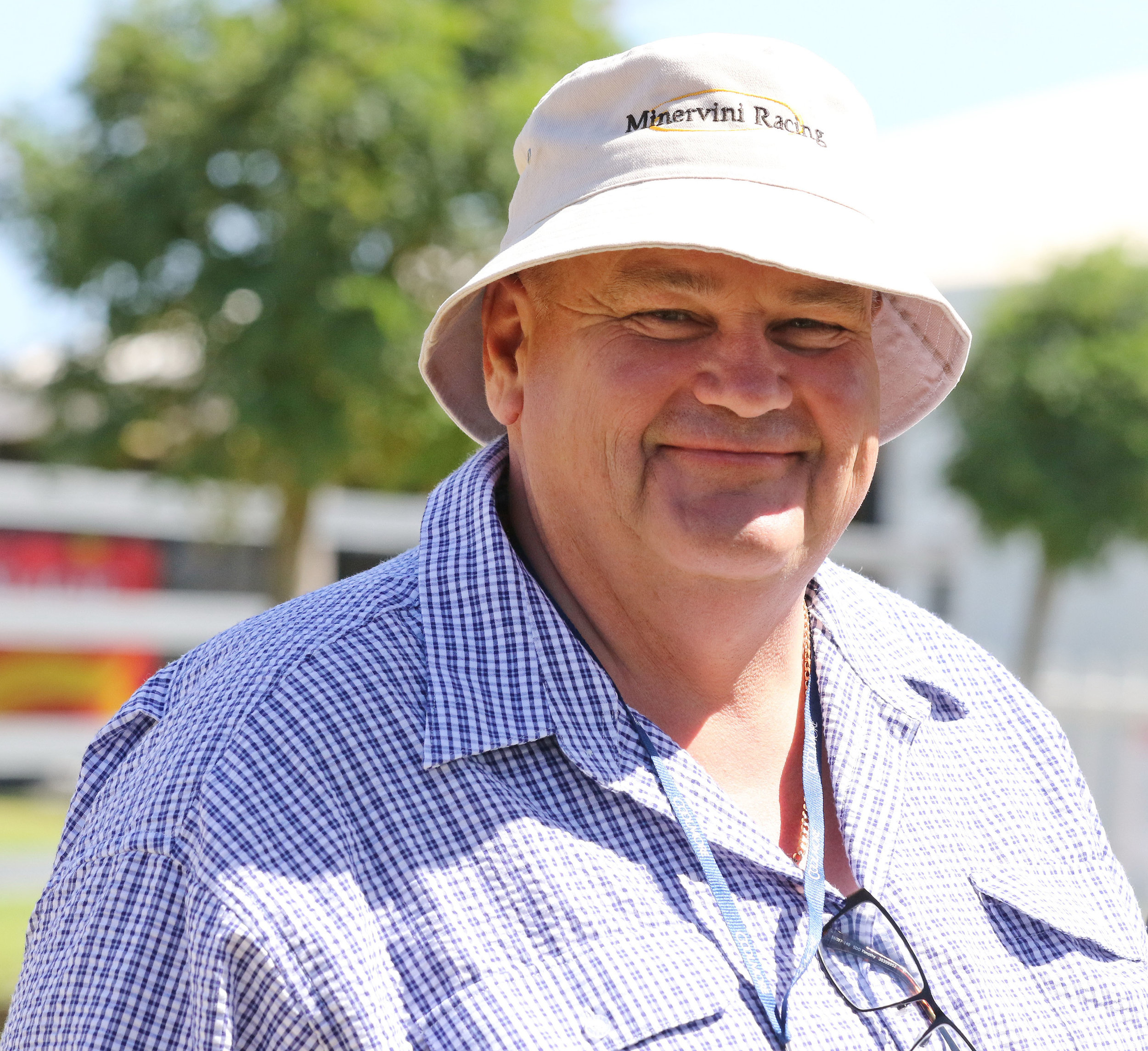 Mark is a regular at yearling sales all over Australia