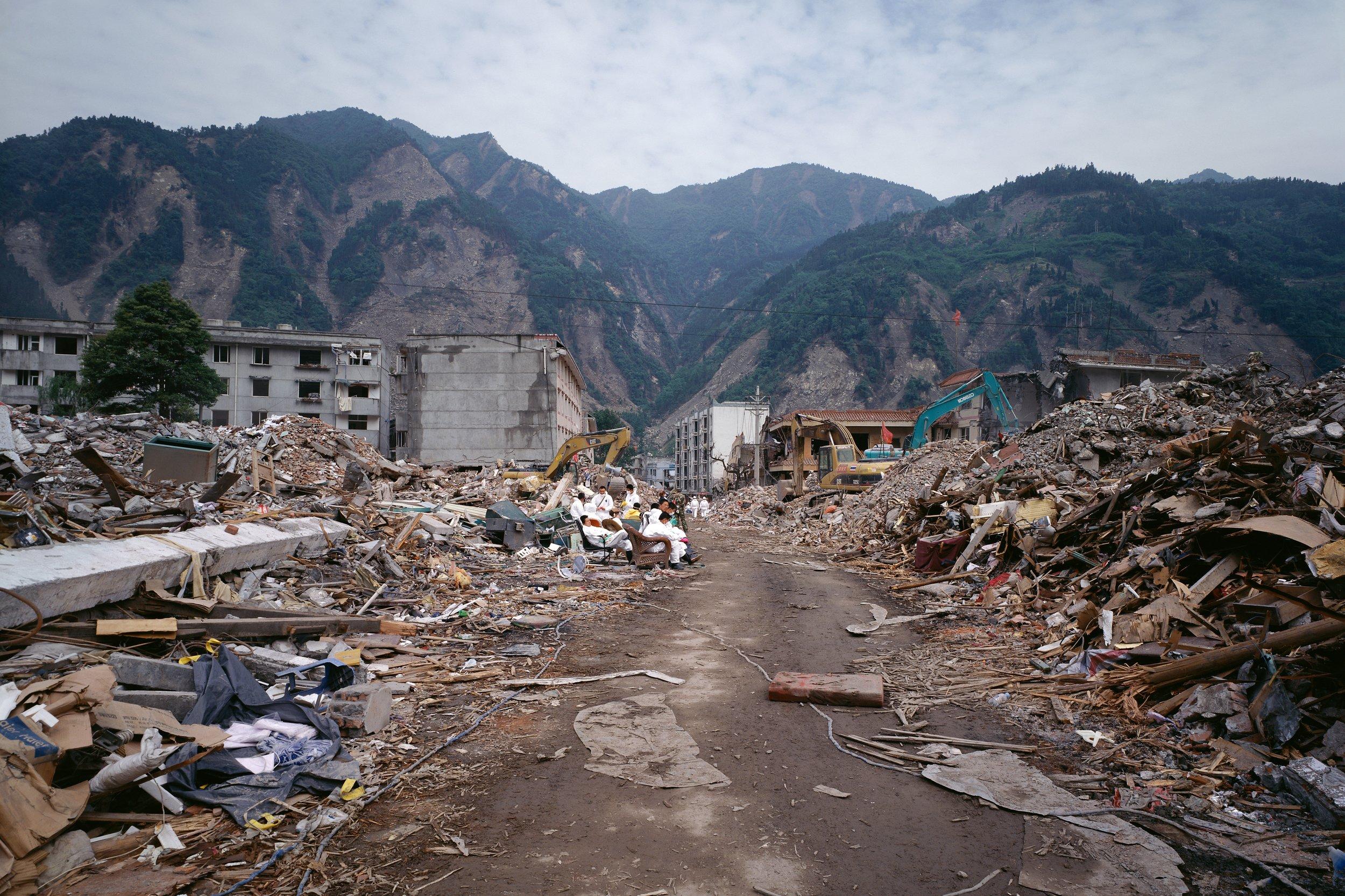 Sichuan Earthquake Photographs, 2008 - 2.jpg