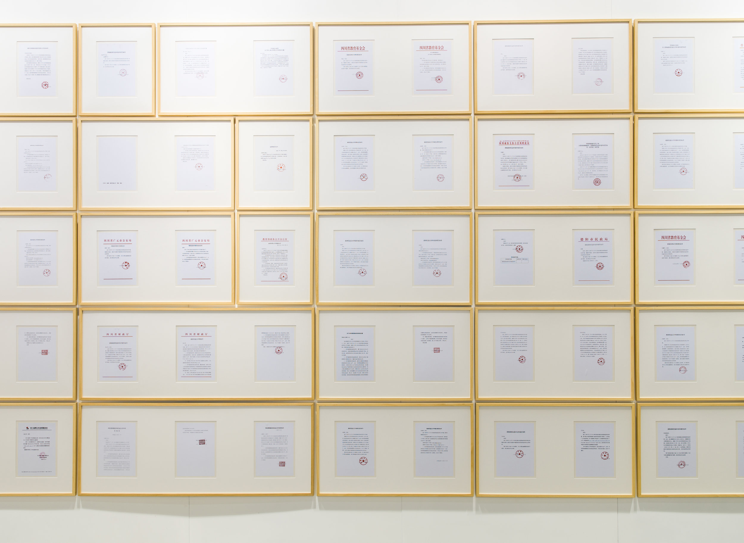 Cong, 2008-2011 (Installation view at the Hong Kong International Art Fair, 2012) - 2.jpg