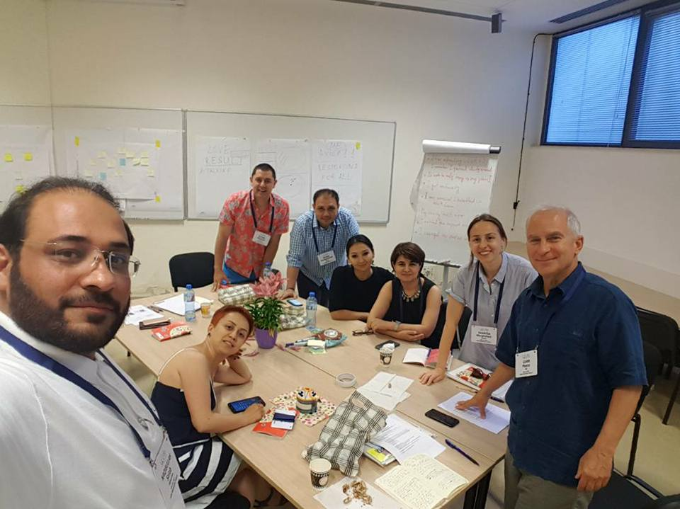 In Bulgaria at the Central Eurasia Leadership Academy