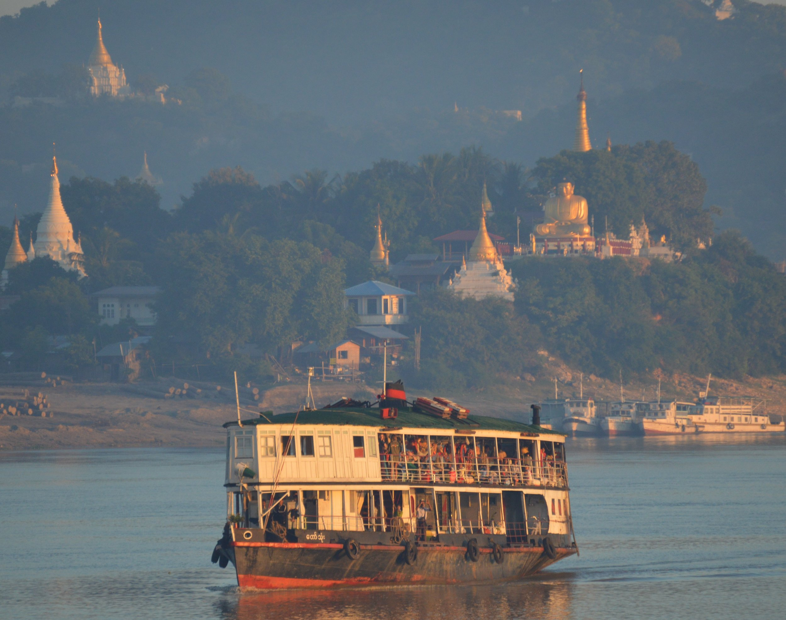 Photo by Clark Plexico - while leading a cross cultural immersion trip to Myanmar
