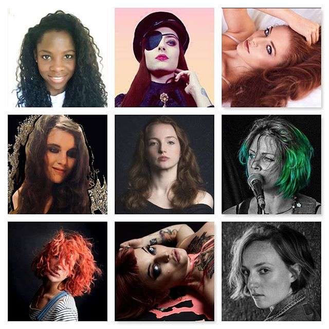 Celebrating all the kick-ass ladies that made Fight Us All possible!  B3NDU (War Zone) @b3ndu Beatrice Bonnano of @dronningen_music (Riot at 45) - @ morrigan_drea_euphoria_sharp Reka Nagy-Miticzky (Riot at 45 video) @rekaginge Judith Haustein (Fire Down) @judith_haustein Morgan Black (Fire Down video) @morgieblue2 Anelise Kunz (Sugar Rush) of @yurmum_rocks - @anelise_kunz Emily Magpie (Hot Waters) @emilymagpie1 Dolly Daggerz (Vagabonds) of @ tokyotaboo Emma Holt (Vagabonds video) @emma_holty  Check out the album / videos at https://fanlink.to/fight-us-all  #InternationalWomensDay #IWD #IWD2019 #woman #girls #ladies #kickasswomen #fightusall #kotokill #thankyou