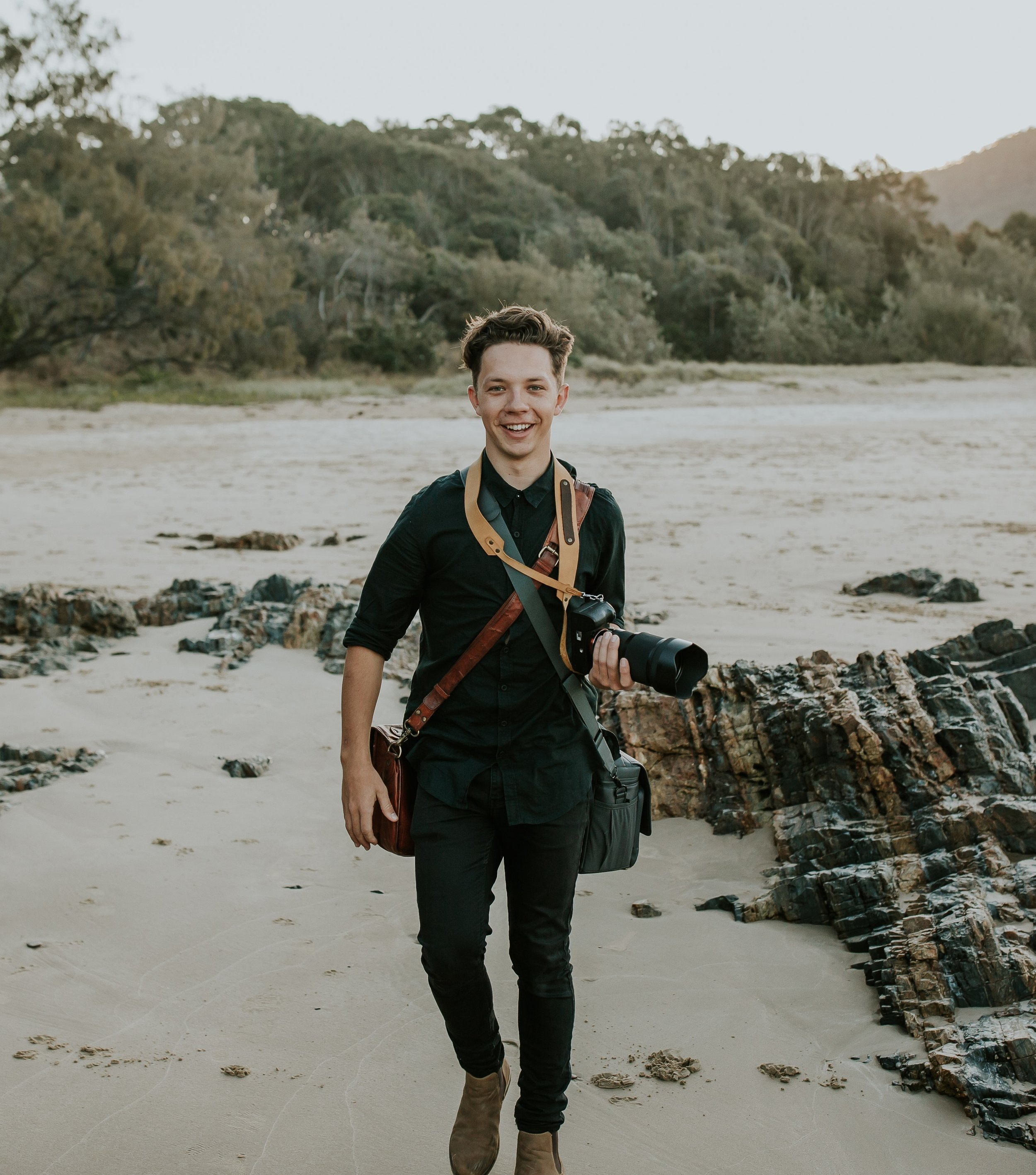 About me! - I'm Lachlan - born and raised in Coffs Harbour, Australia.If you haven't been able to tell already, I have a thing for film-making. I also know how to take a photo or two.