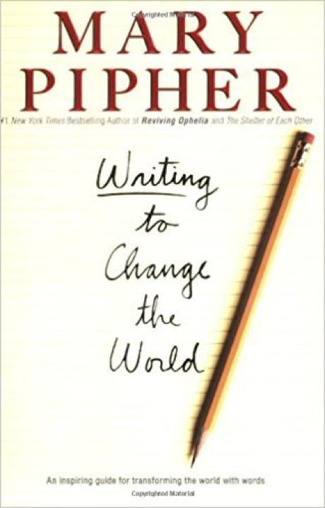 Writing to change the world - Lo scopo di questo libro e' quello di aiutare tutte le persone che hanno un messaggio da trasmettere