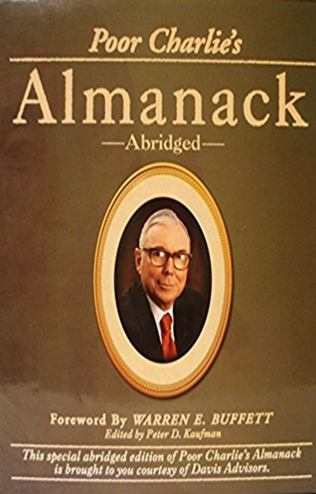 Poor Charlie' Almanack - Non mi bastano le parole per descrivere in un paragrafo l'importanza di questo libro. Il miglior libro che ho letto su tutto!!!