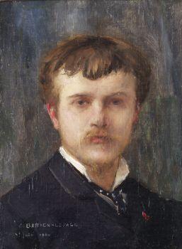 Bastien-Lepage Self Portrait