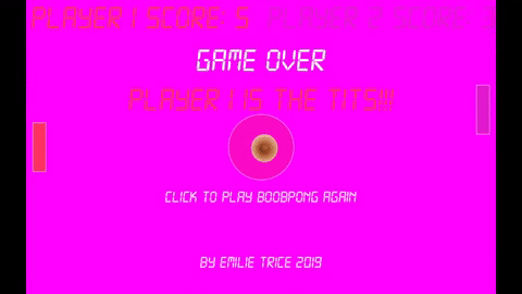 Emilie Trice Video Game 2019