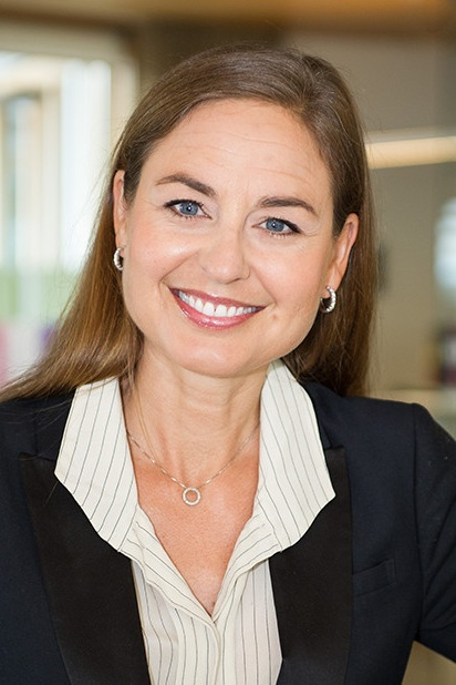 Johanna Gripenberg, chef på STAD, som är den organisation som leder arbetet med 100% Ren Hårdträning.