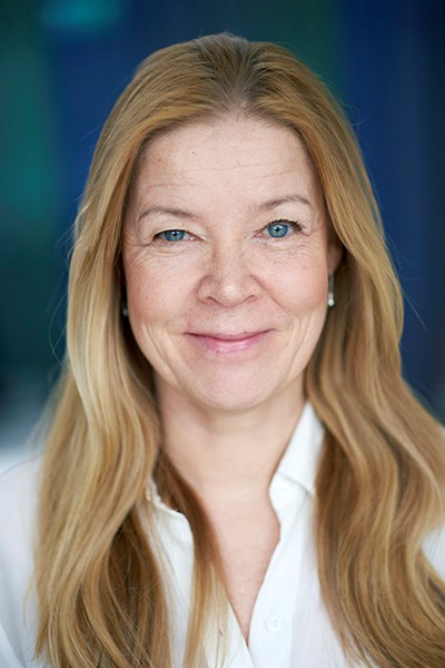 Christine Helle, chef Svensk Antidoping.