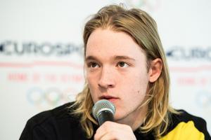 Sebastian Samuelsson, olympisk mästare i skidskytte.