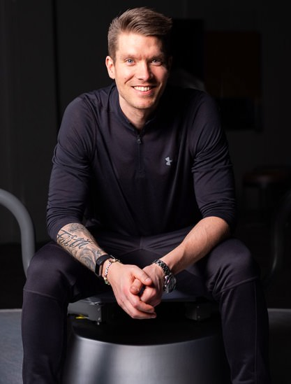 Thomas Eriksson var sekunder från döden. Nu vill han hjälpa andra att inse riskerna med dopning.