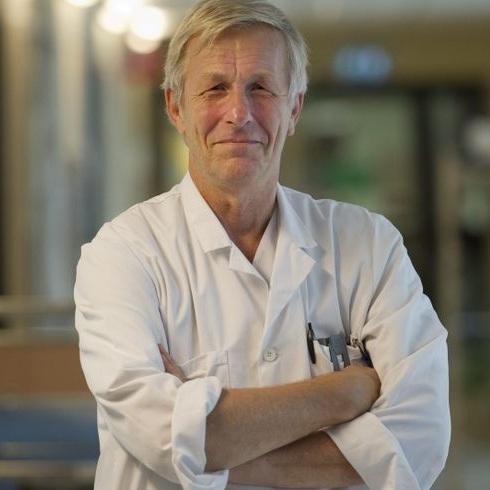Åke Andrén-Sandberg, ordförande RF:s Dopingkommission