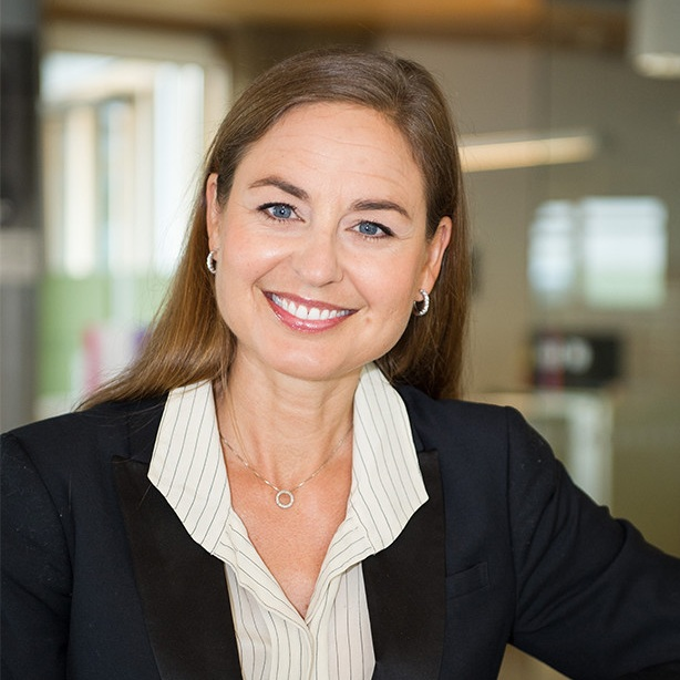 Johanna Gripenberg, chef STAD