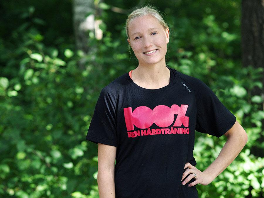 Matchar du Moa? - Här är resultaten Moa Hjelmer hade i de två övningarna:Jägarvila: 1 min 47 sekPlankan: 1 min 53 sek(För den som vill mäta sig mot hennes svenska rekord på 400 meter så är tiden att slå 51,13 sek.)LYCKA TILL !!
