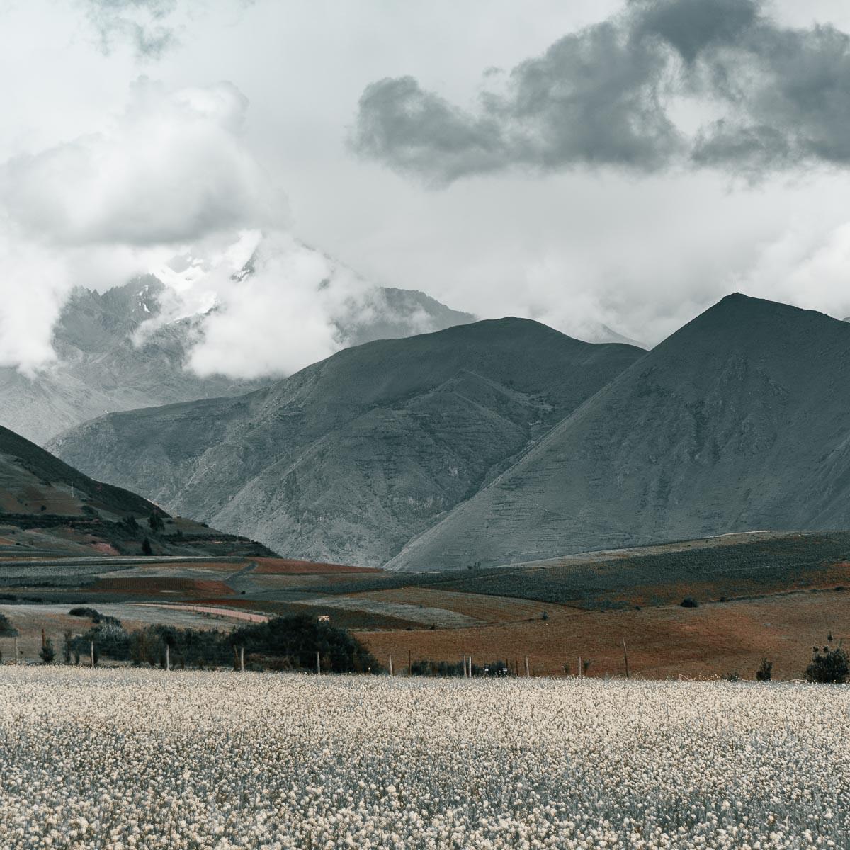 Cusco mountains