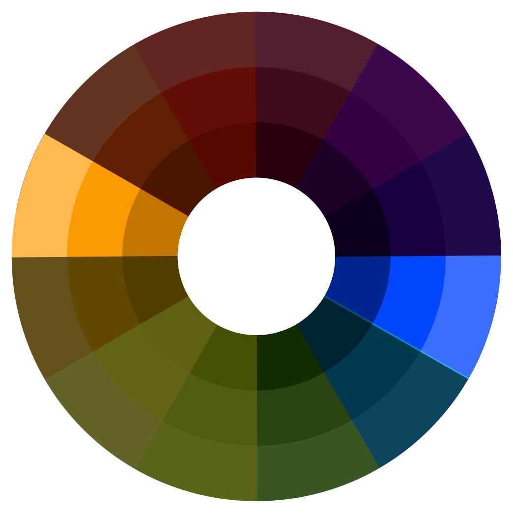 Color theory Wheel - Complementary colors-01.png